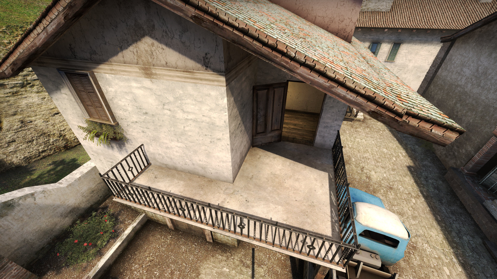 how to change map settings on cs go private