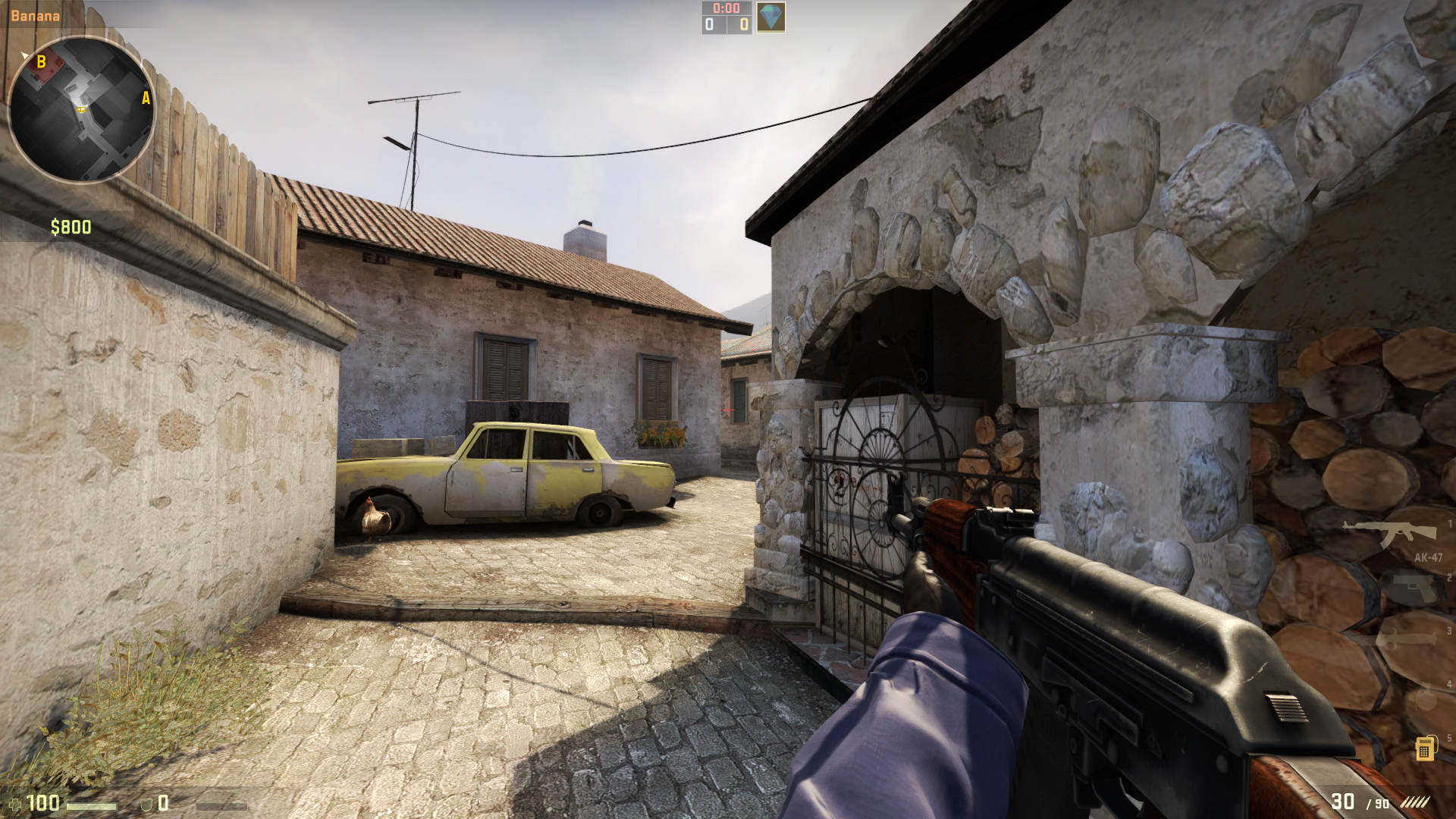 how to catch someone smurfing in csgo